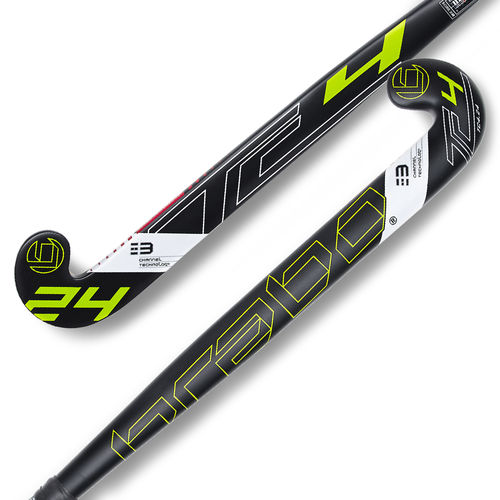 Brabo TC-4.24 Black-Neon Lime Outdoor