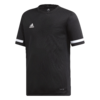 adidas T19 S/S Jersey Youth Boys