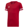 adidas T19 S/S Jersey Youth Girls