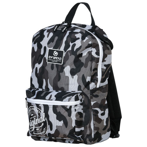 Brabo Storm CAMO Backpack Junior